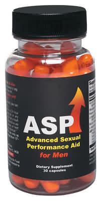 Asp For Men 30Pc Bottle