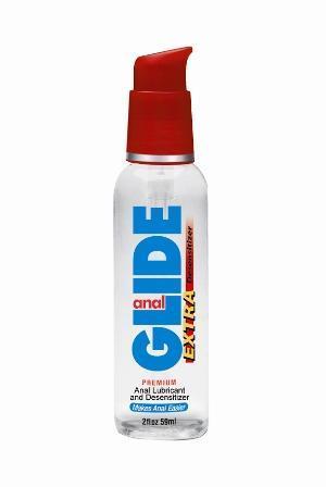 Anal Glide Extra Desensitizer 2Oz Pump