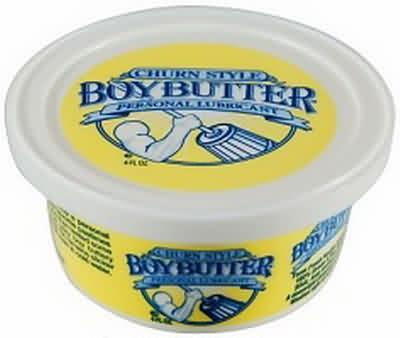 Boy Butter Lubricant 4 Oz