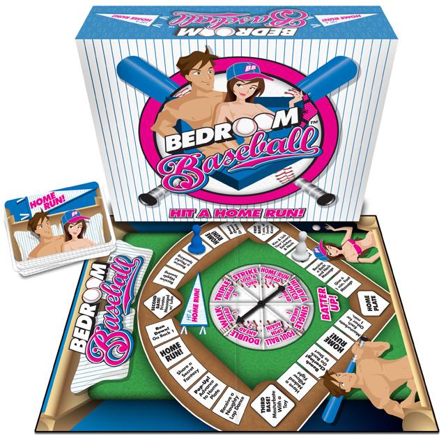 Bedroom Baseball Game