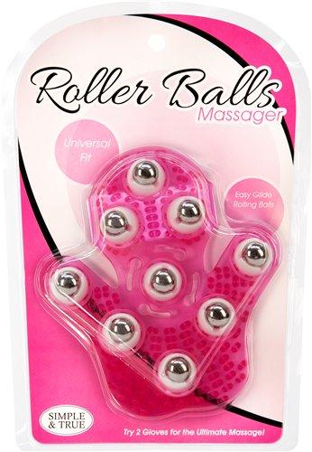 ROLLER BALLS MASSAGER PINK