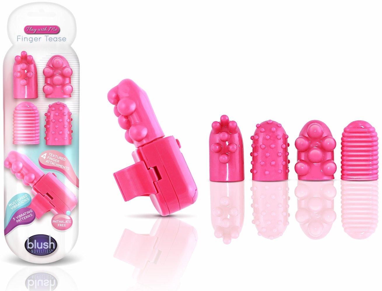 Finger Tease Hot Pink