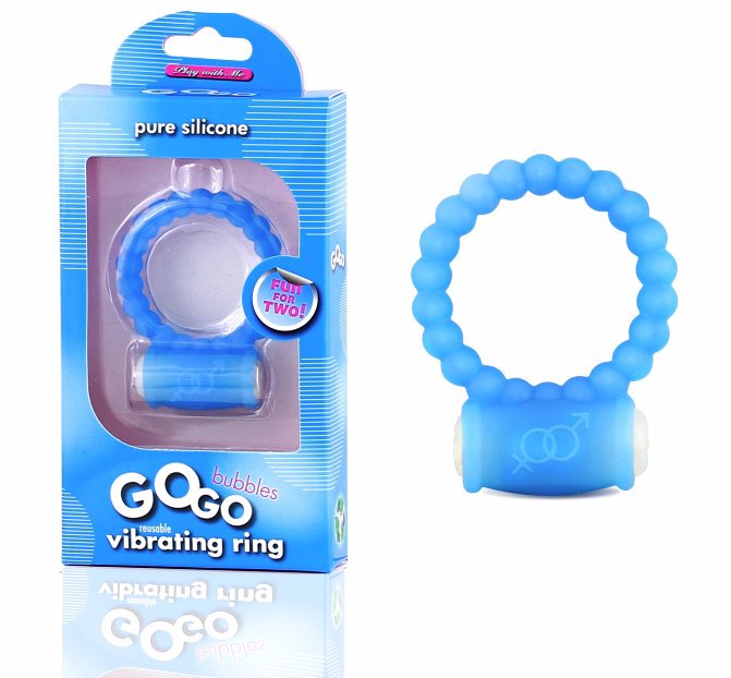 Go Go Bubbles Ring