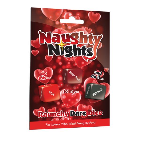 Naughty Nights Dice Game