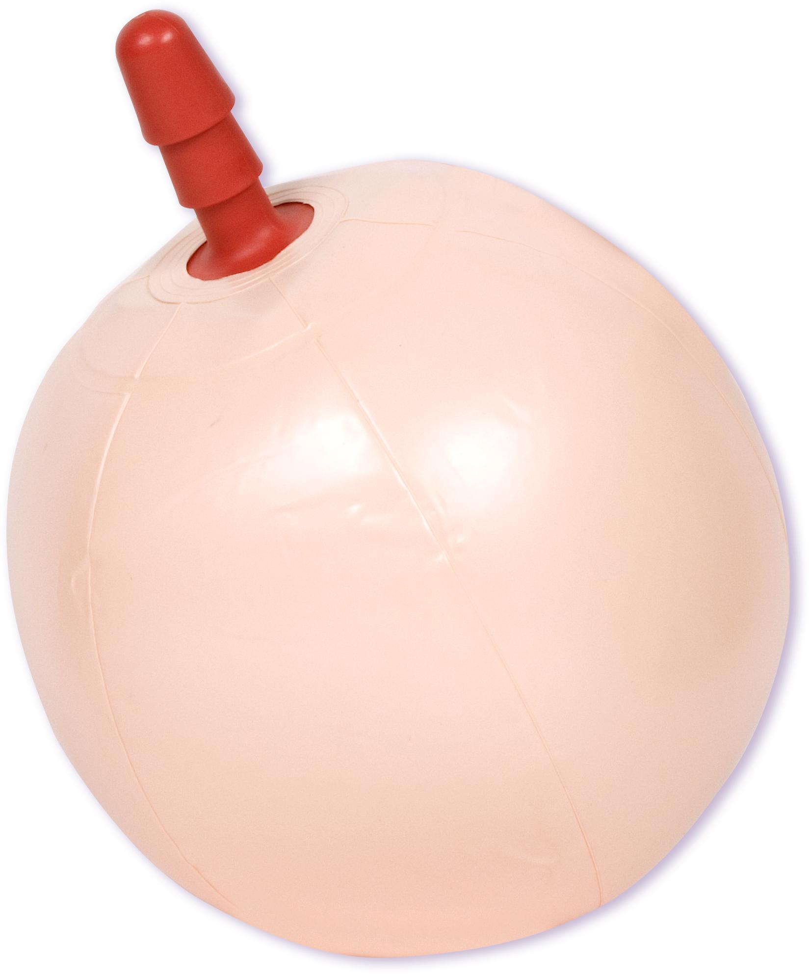 E-Z RIDER BALL W/PLUG BX