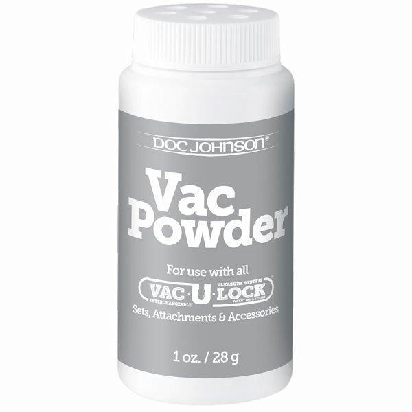 VAC U LOCK POWDER LUBRICANT BX