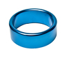 TITAN METAL COCK RING XTRA THICK BLUE 1.75