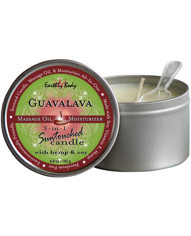CANDLE 3 IN 1 GUAVALAVA 6 OZ GUAVALAVA 6 OZ