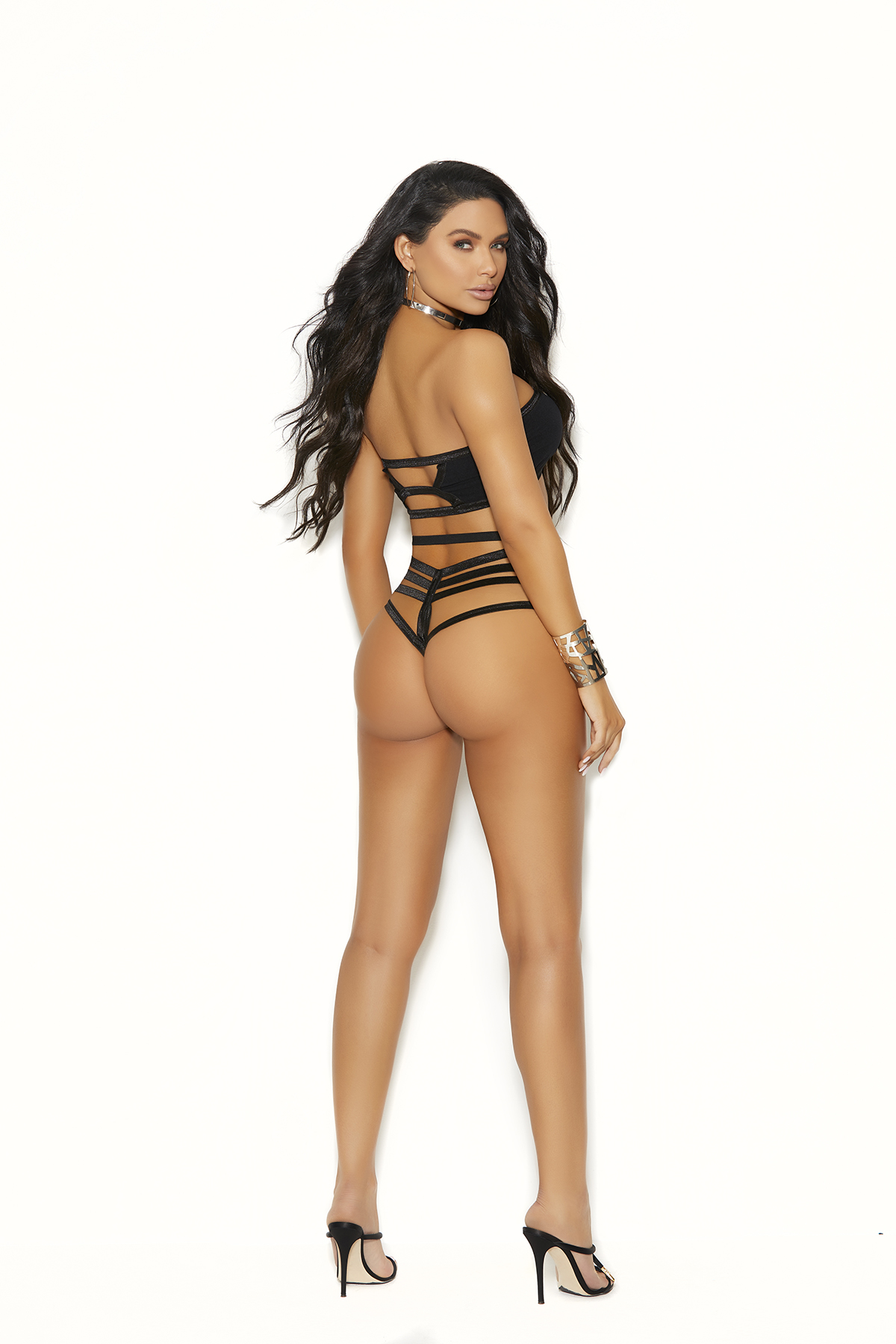 2 PC STRAPPY OPAQUE SET