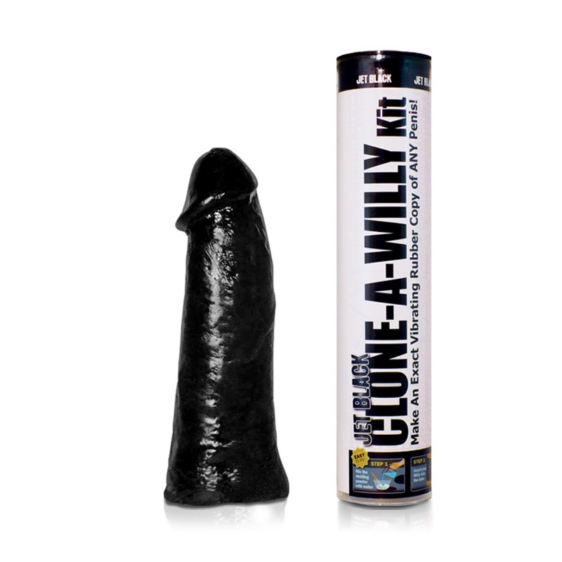 CLONE A WILLY JET BLACK