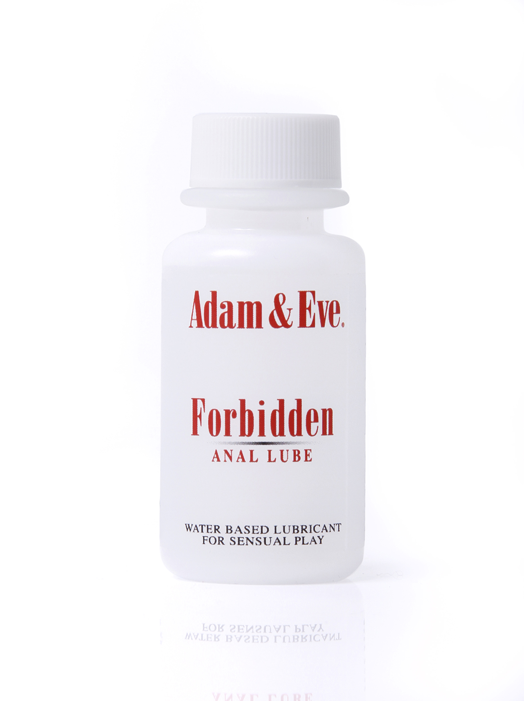 ADAM & EVE FORBIDDEN ANAL LUBE 1OZ