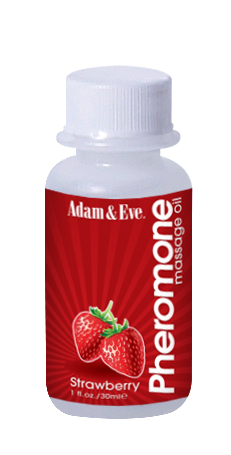 ADAM & EVE PHERORMONE MASSAGE OIL