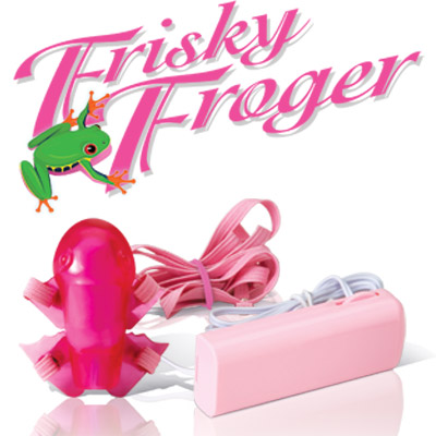 FRISKY FROGER EROTIC MASSAGER