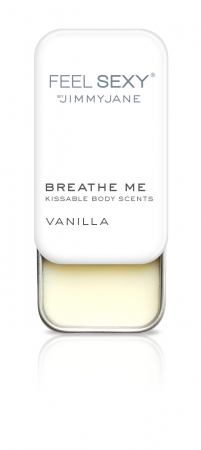 JIMMY JANE FEEL SEXY BREATHE ME BODY SCENTS VANILLA