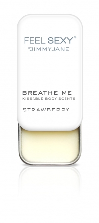 JIMMY JANE FEEL SEXY BREATHE ME BODY SCENTS STRAWBERRY