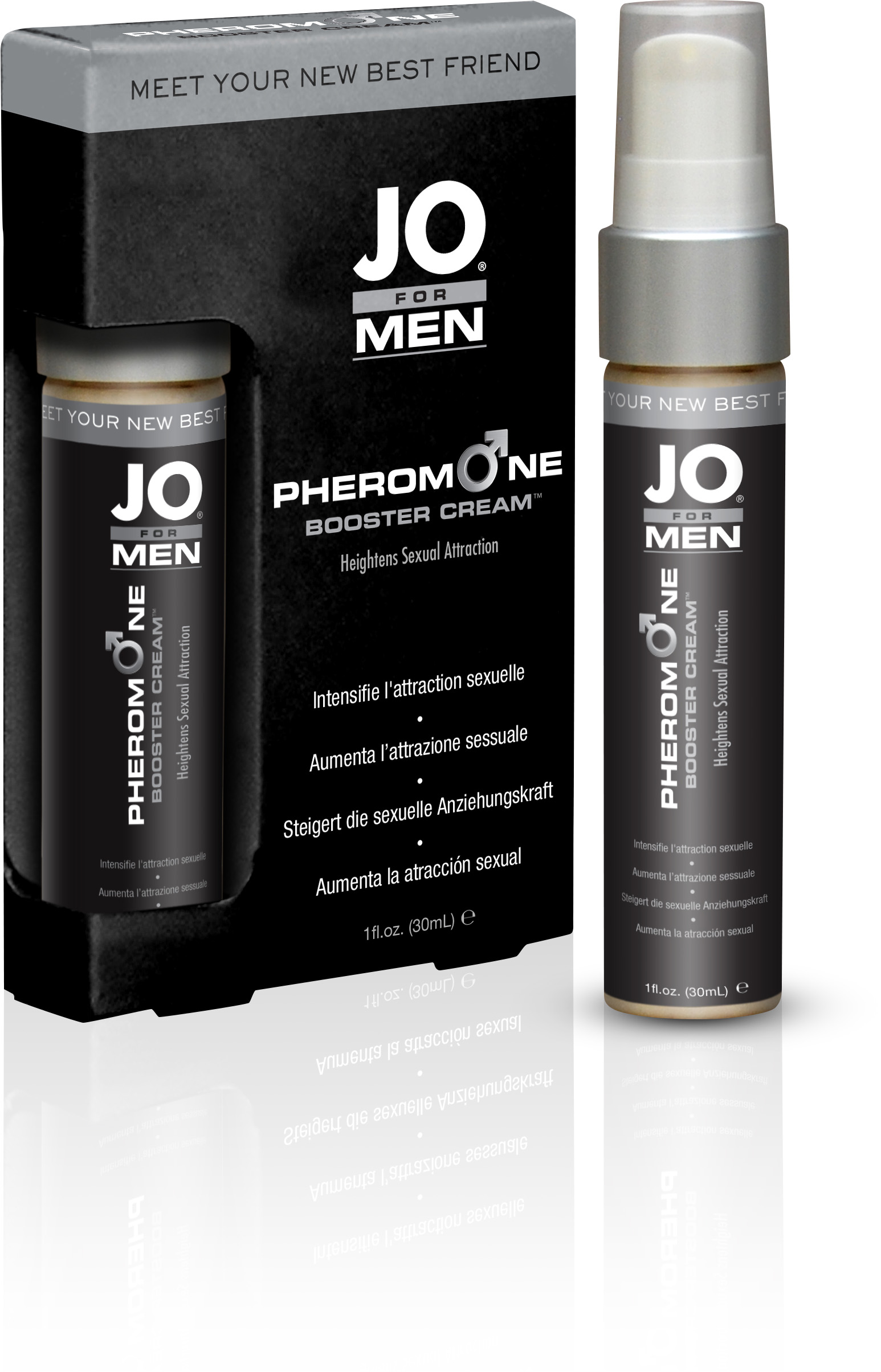 JO FOR MEN PHEROMONE BOOSTER