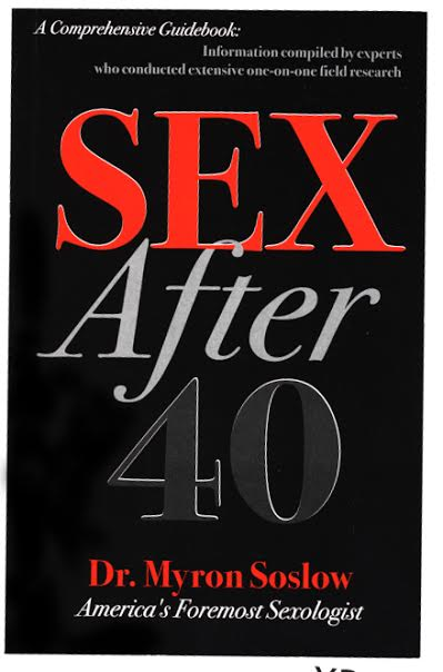 BLANK JOKE BOOK SEX AFTER 40