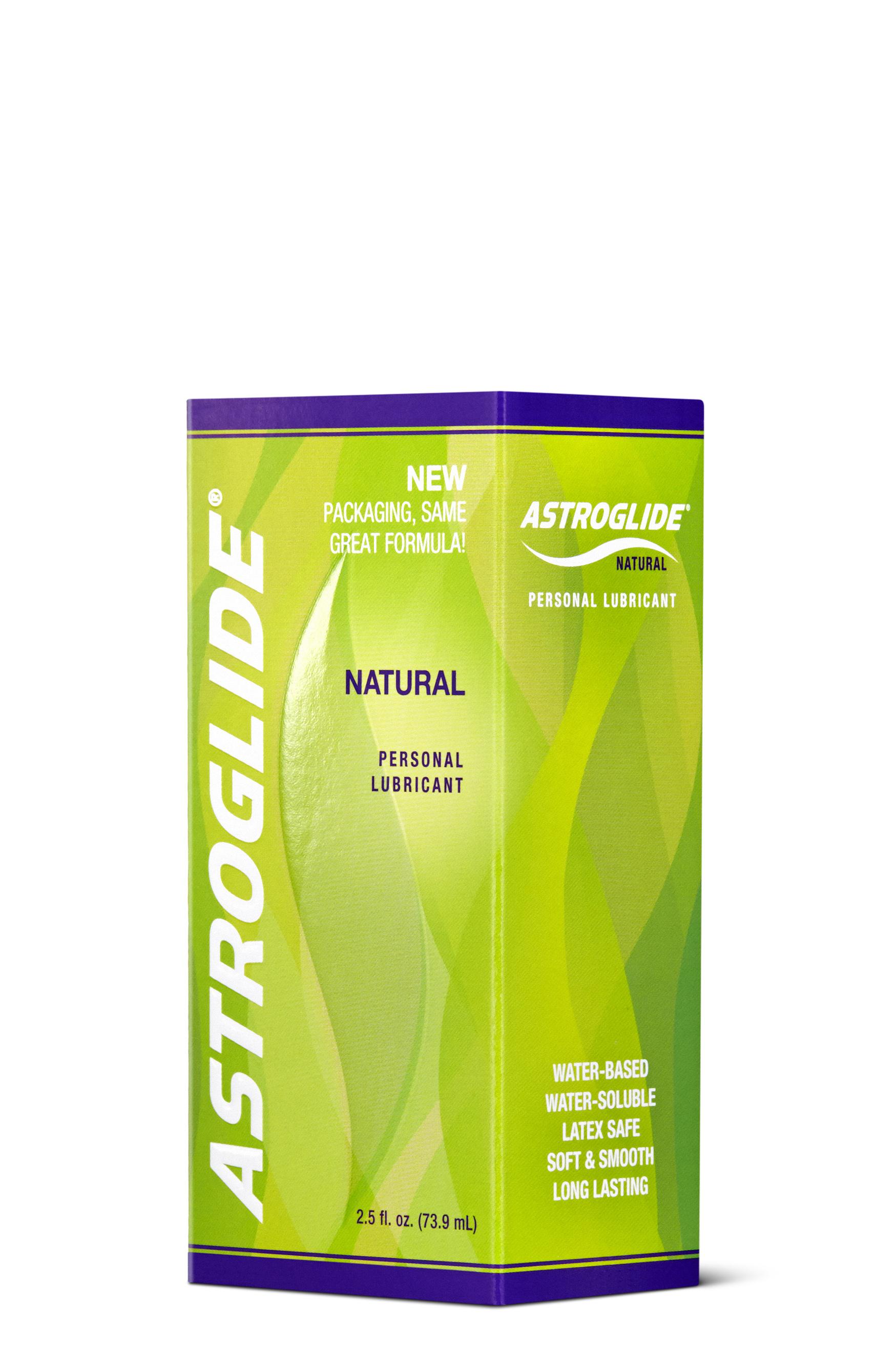 ASTROGLIDE NATURAL 2.5 OZ