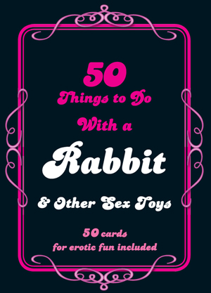 50 THINGS TO DO WITH A RABBIT CARDS