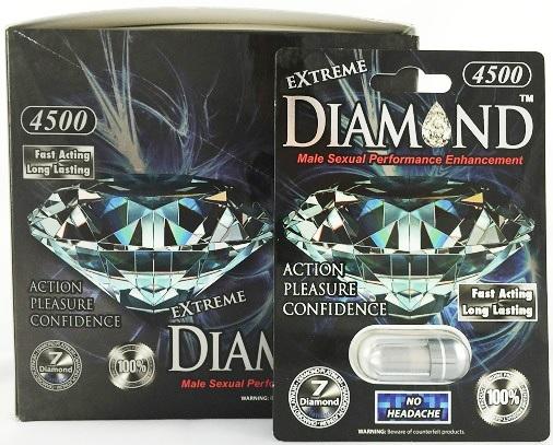 EXTREME DIAMOND 4500 1PC CARD