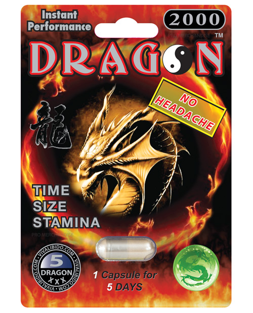 DRAGON 2000 1PC CARD