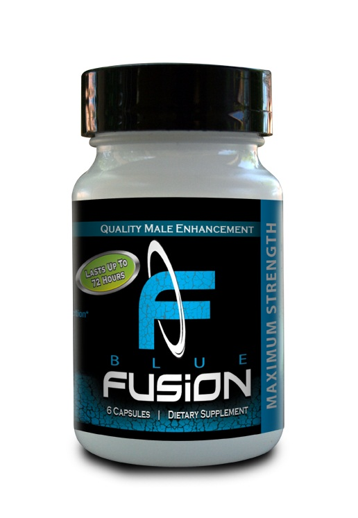 BLUE FUSION FOR MEN 6PC BOTTLE