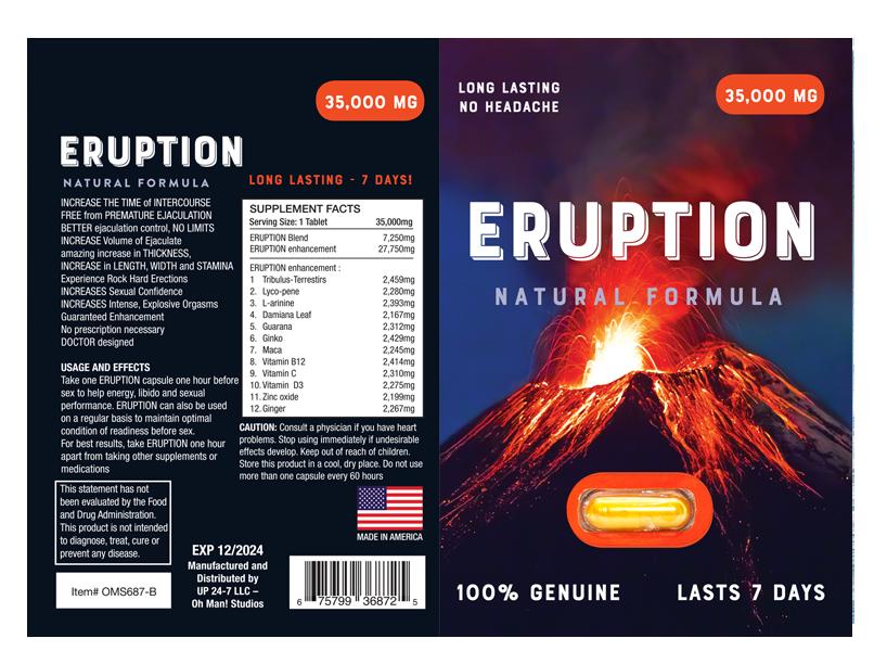 ERUPTION 1 PC