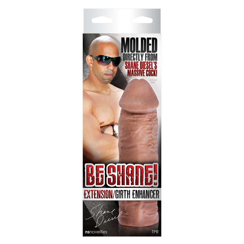 BE SHANE EXTENSION GIRTH ENHANCER