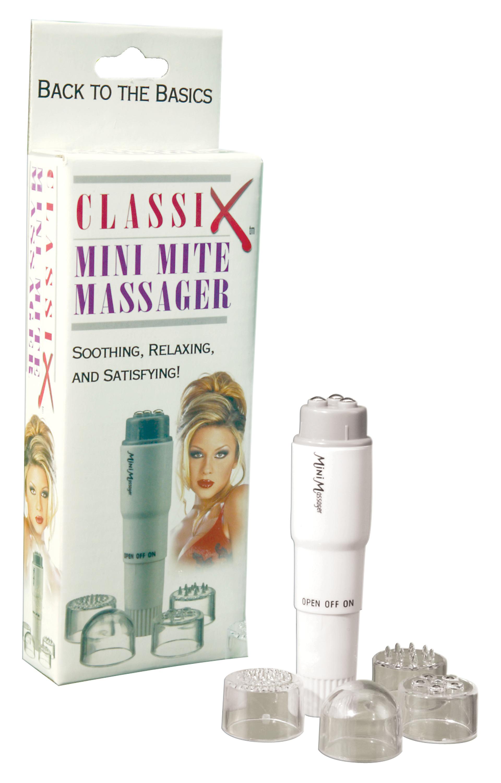 CLASSIX MINI MITE MASSAGER