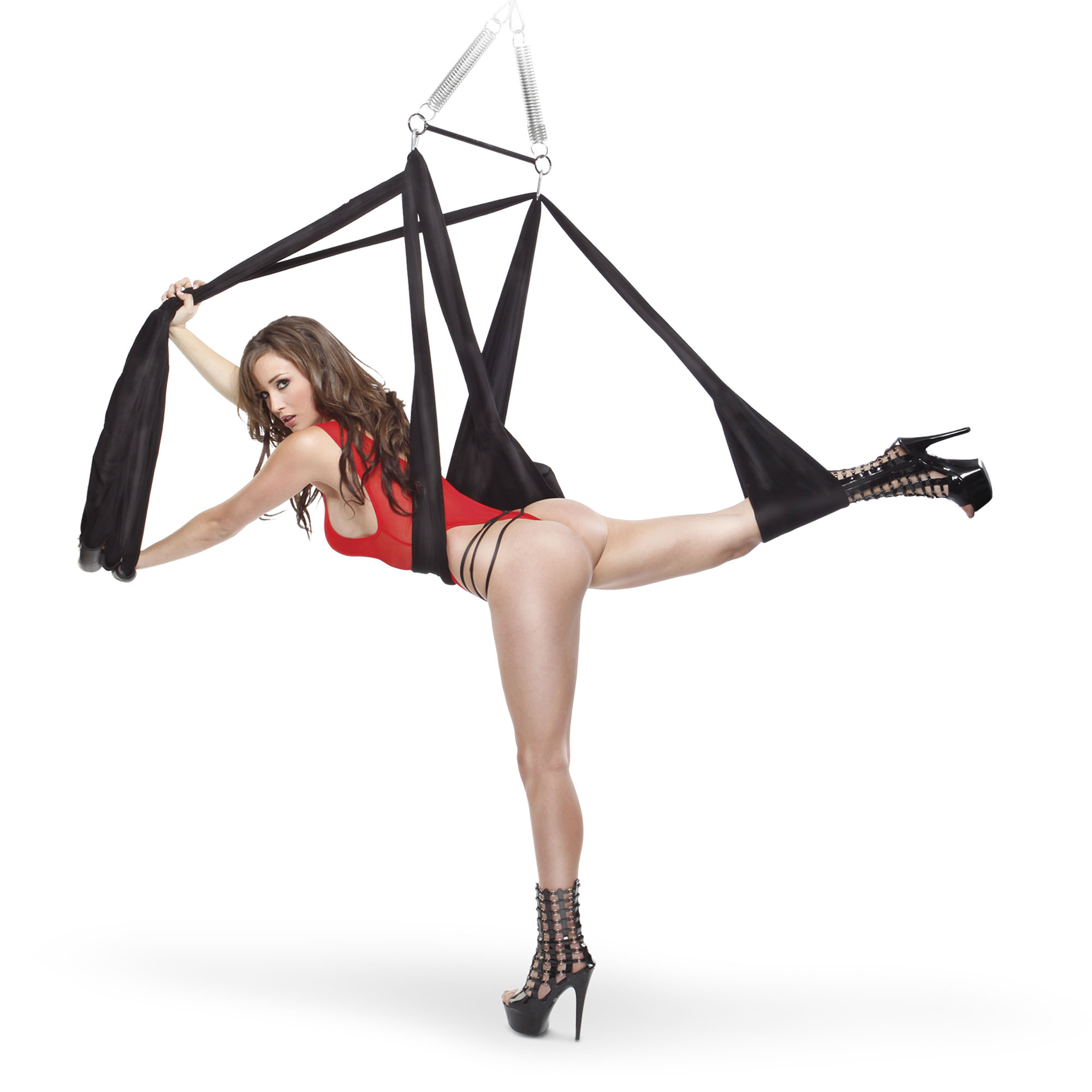 FETISH FANTASY YOGA SEX SWING