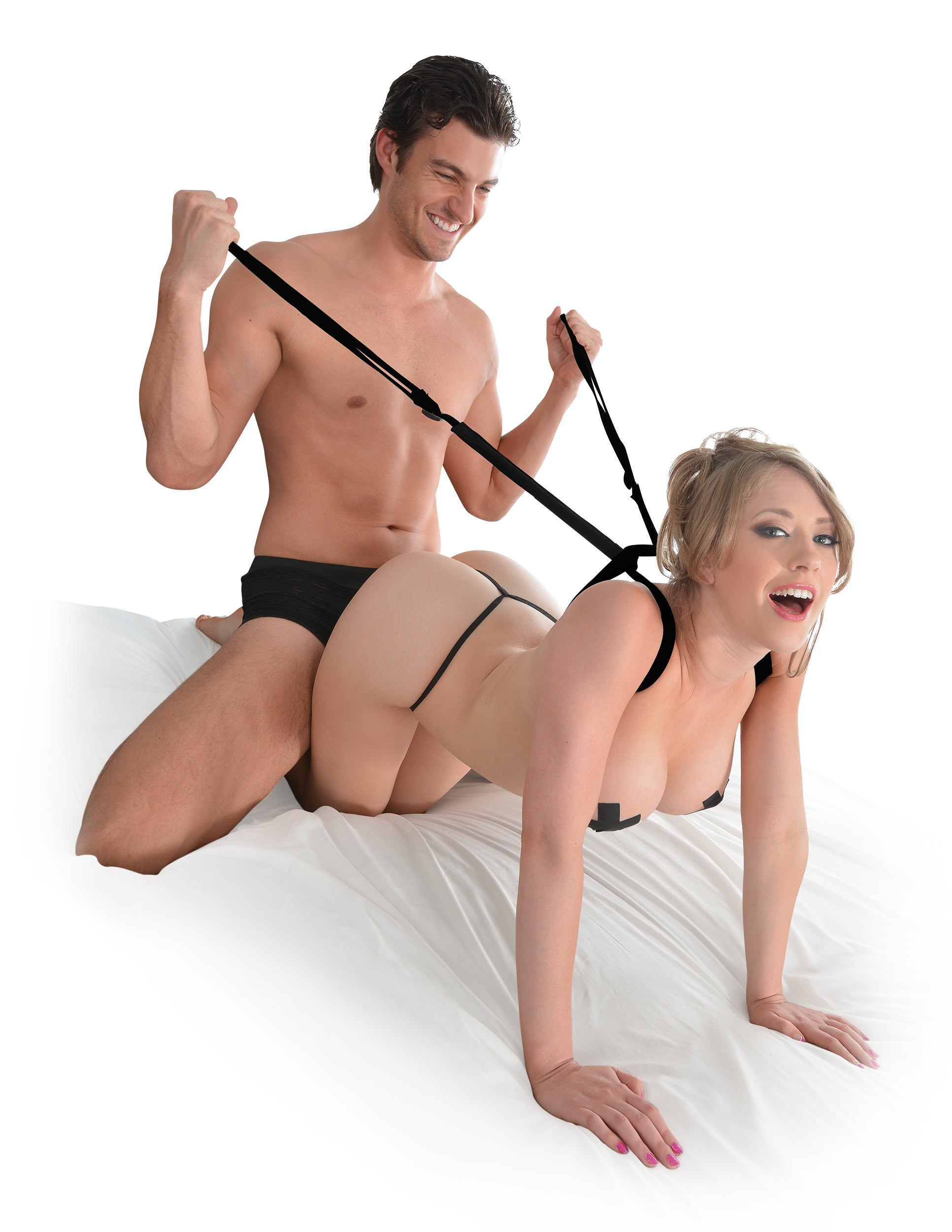 FETISH FANTASY GIDDY UP HARNESS
