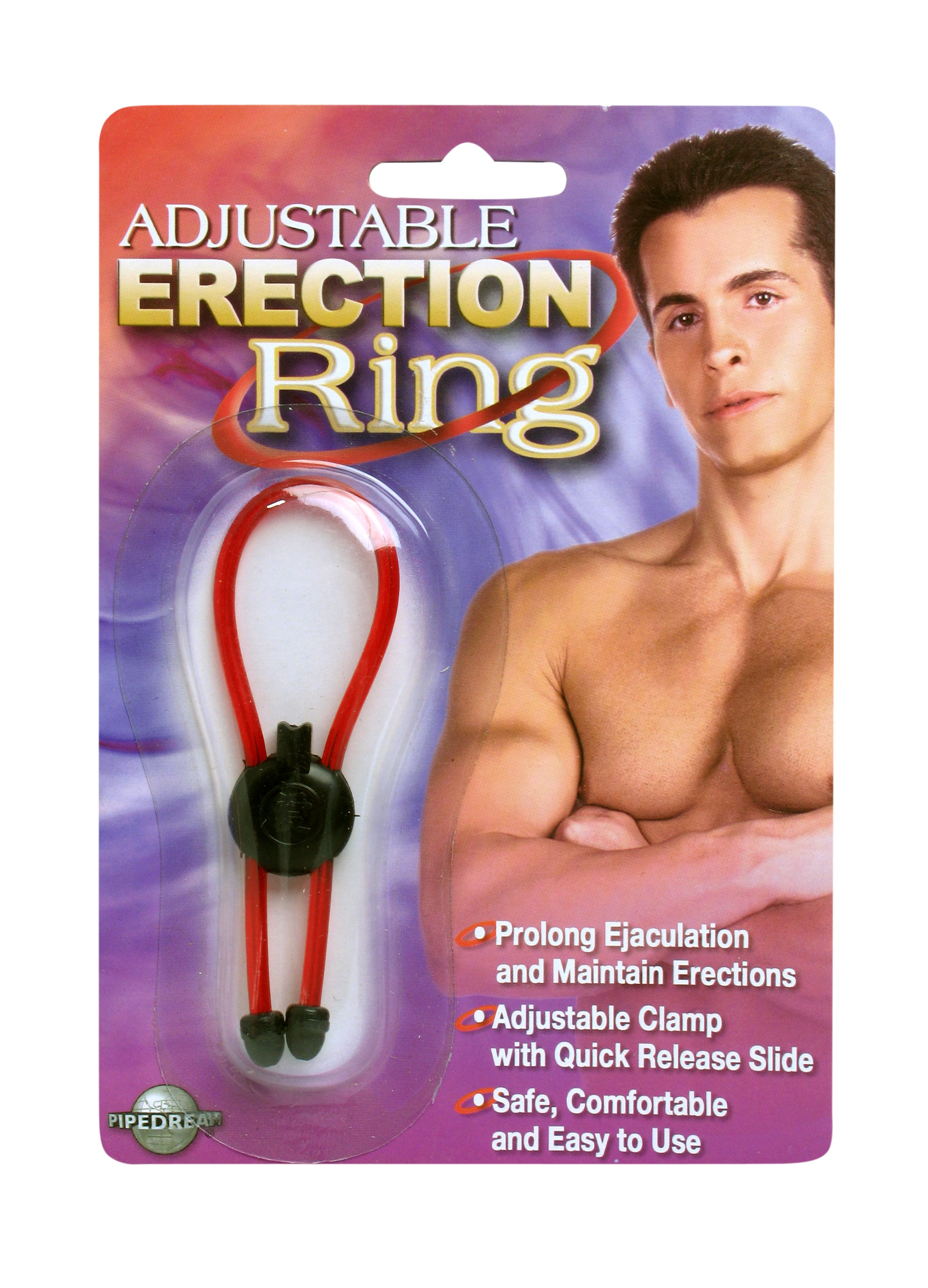 ADJUSTABLE ERECTION RING