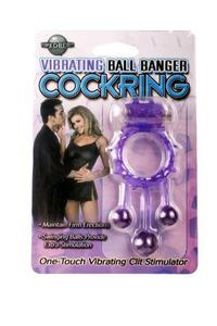 BALL BANGER COCKRING VIBRATING