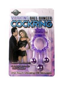 BALL BANGER COCKRING VIBRATING
