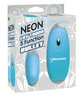 NEON LUV TOUCH BULLET BLUE 5 FUNCTION