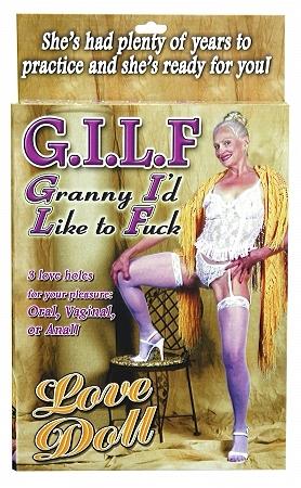 G. I. L. F. DOLL