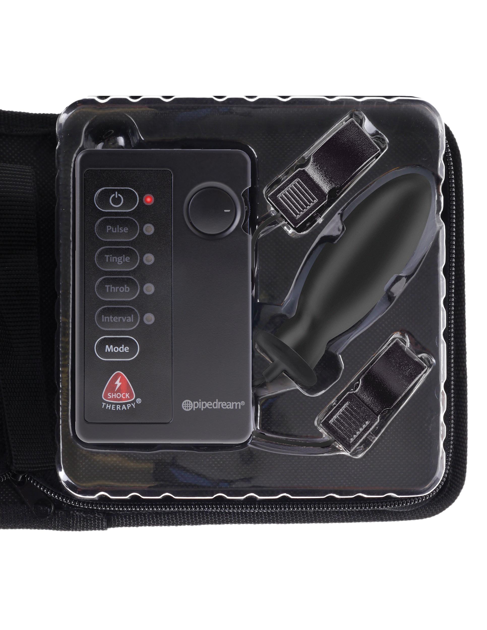 Электростимулятор для тела shock therapy инструкция 16 фотография