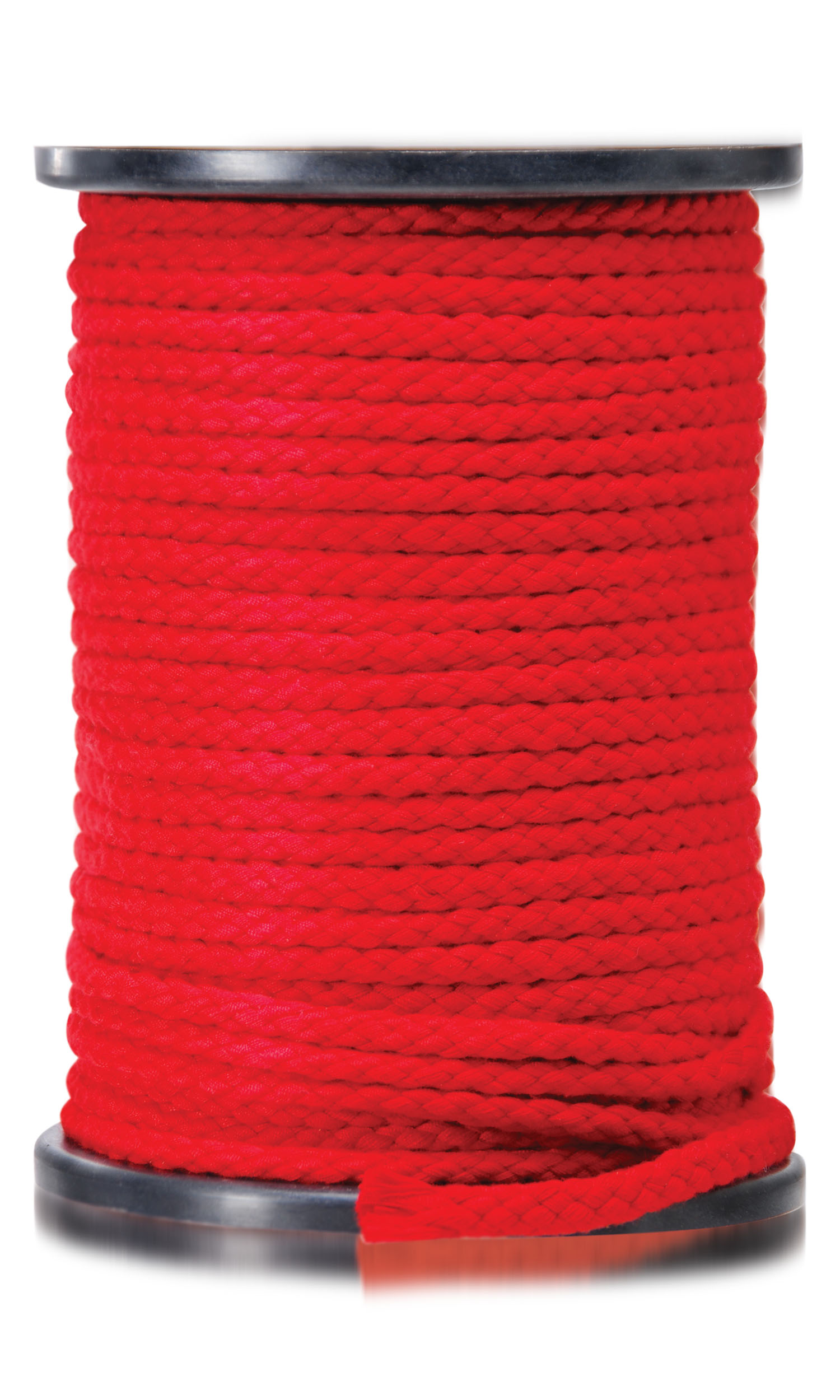 FETISH FANTASY BONDAGE ROPE RED 200 FEET