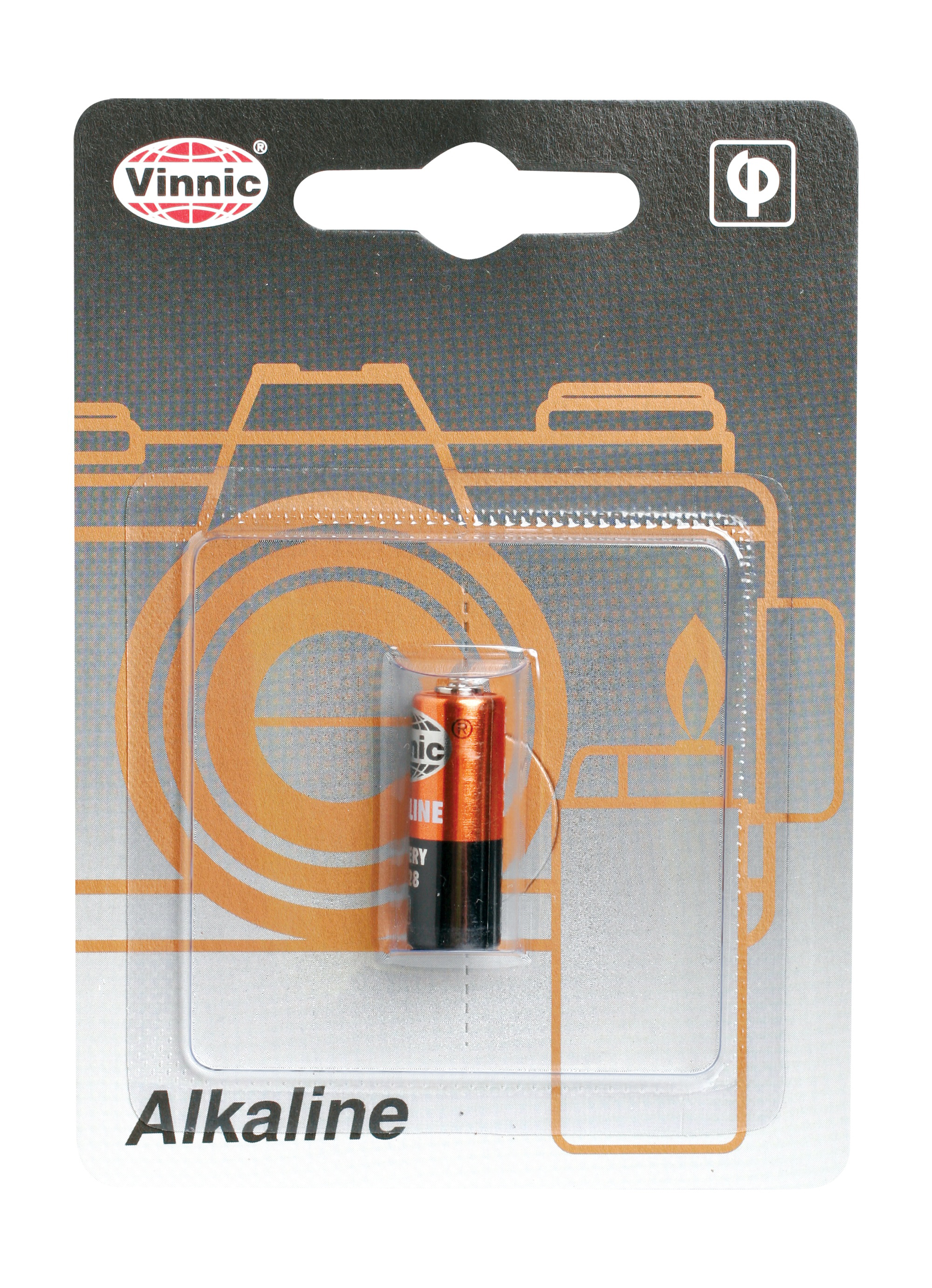 "Battery 1.5V ""N"" Size Blister Card"