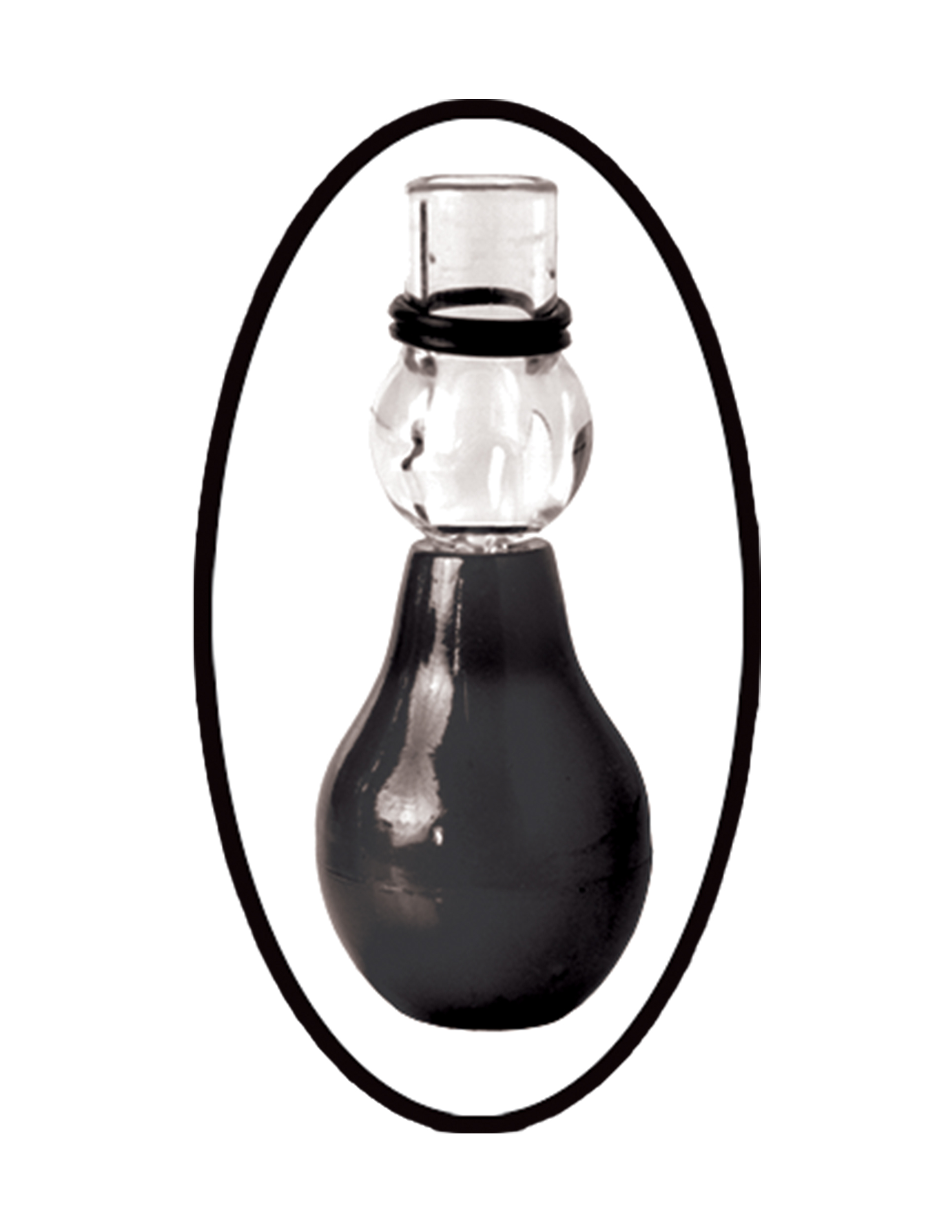 Чёрные помпы на соски с вибрацией cordless vibrating nipple suckers коллекции fetish fantasy series 19 фотография