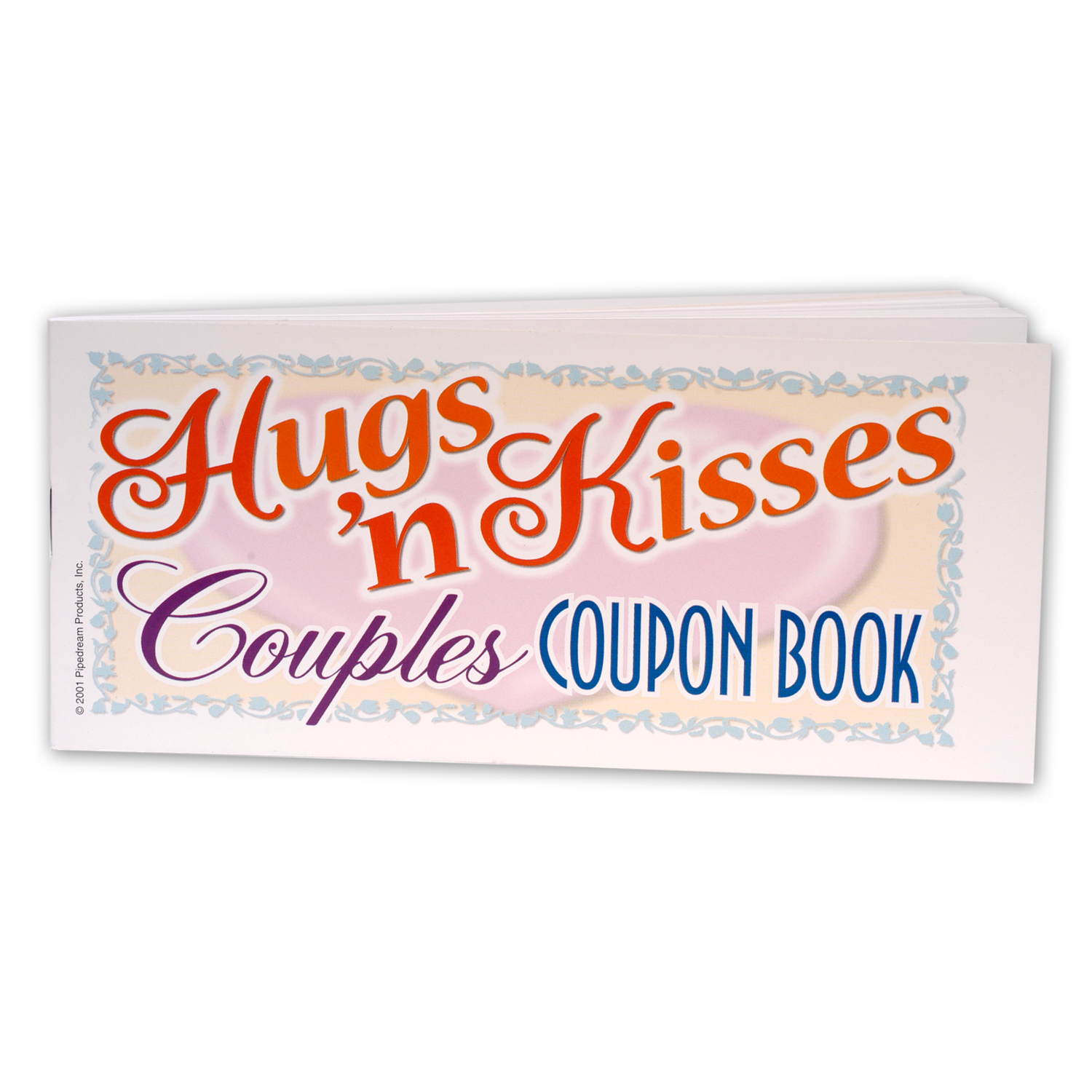 HUGS/ KISSES COUPON BOOK [EA]