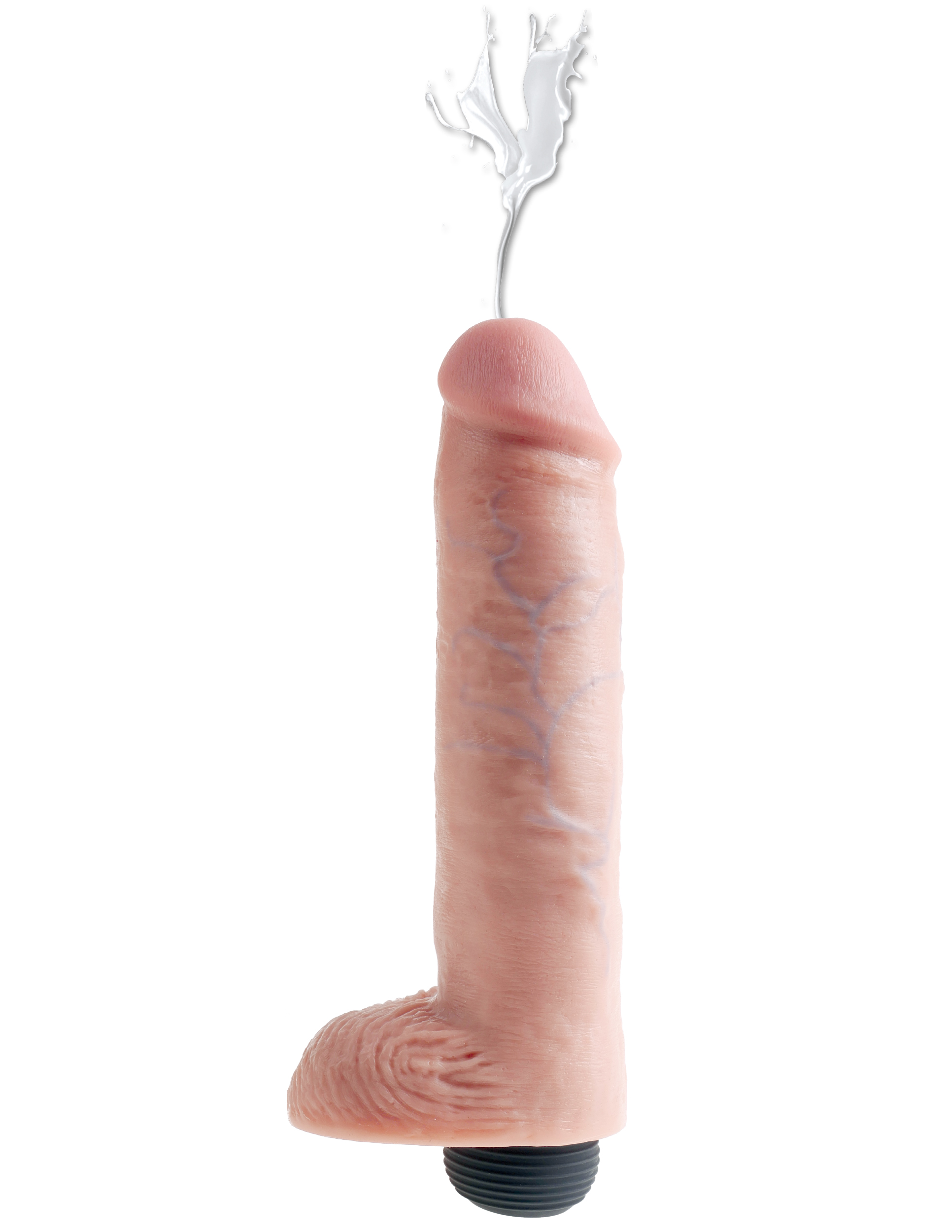 """KING COCK 10 SQUIRTING FLESH """""""