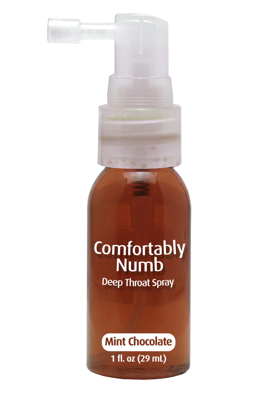 COMFORTABLY NUMB DEEP THROAT SPRAY - MINT