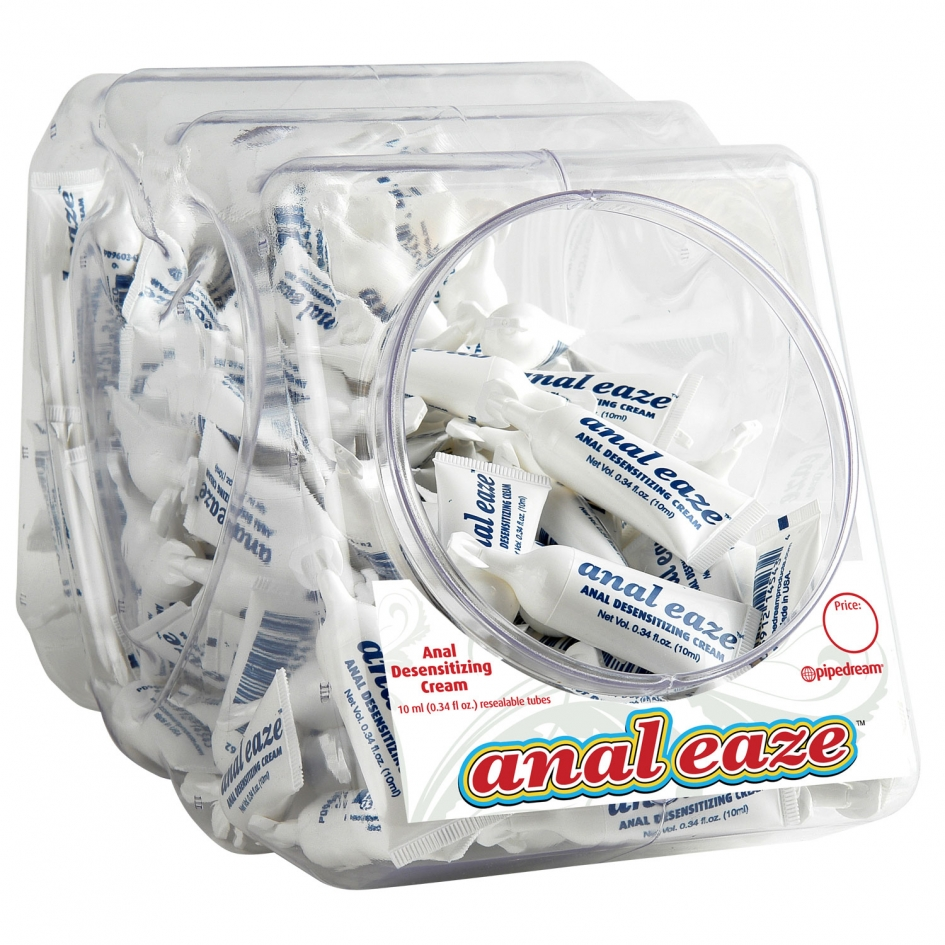 ANAL EAZE 10ML 100PC BOWL