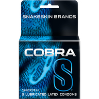 COBRA 3 PACK CONDOMS