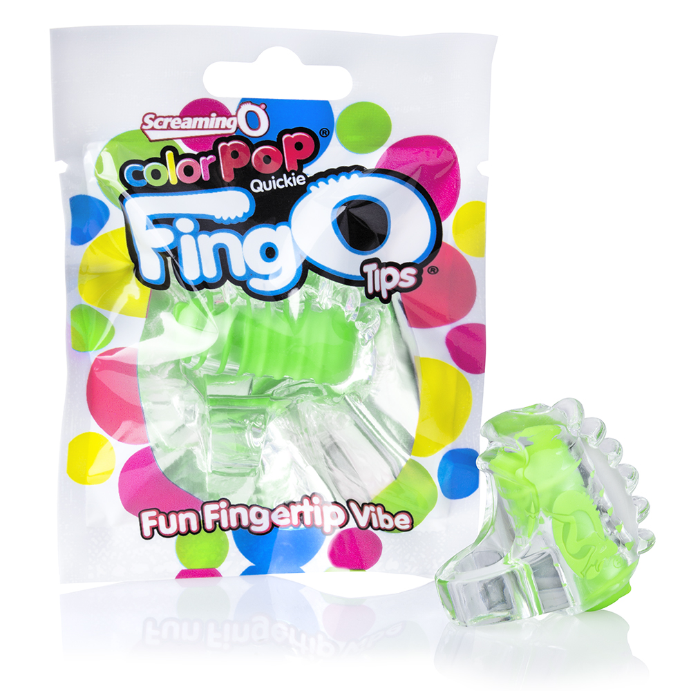 COLOR POP FING O TIP GREEN