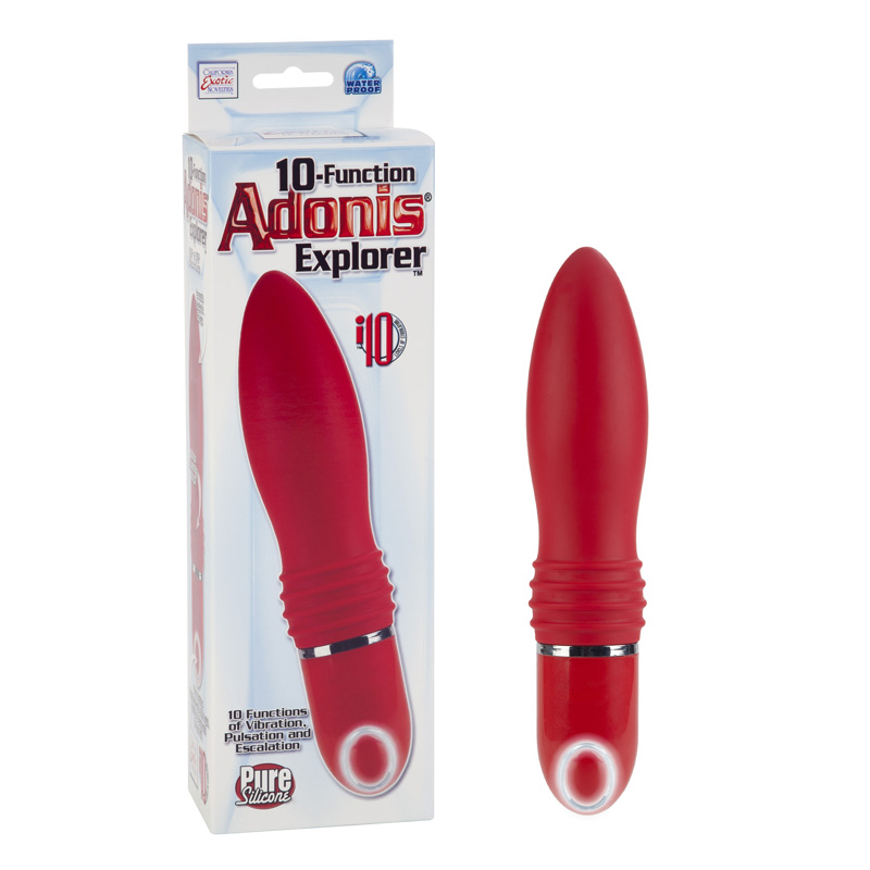 Adonis Explorer Red 10 Function
