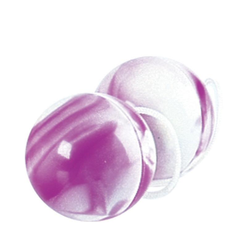 Duotone Balls Pur/White