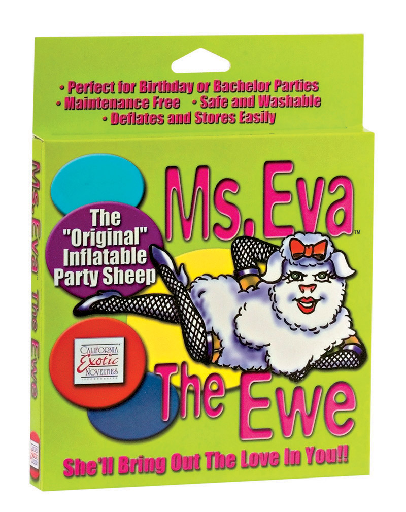 Ms Eva Party Sheep