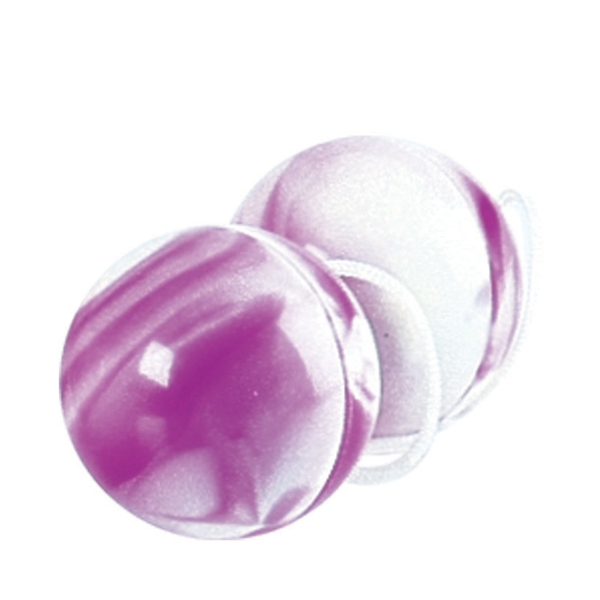 Duotone Ball Purple/White Bulk